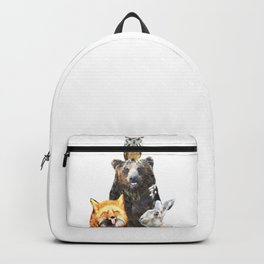 Woodland Animal Friends Backpack