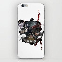 Kunoichi 3 of 4 iPhone Skin