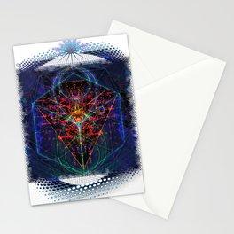 spiritism Stationery Cards