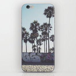 Palms x Walls iPhone Skin