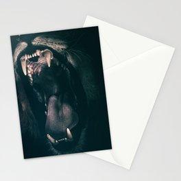 Lion's Roar Stationery Cards