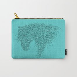 Horsey Tosca Carry-All Pouch