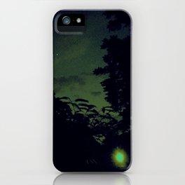 Lo-Fi Sunset iPhone Case