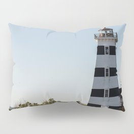 West Point Lighthouse II Pillow Sham