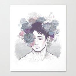 Marco's crown Canvas Print