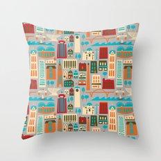 My Fair Milwaukee Throw Pillow