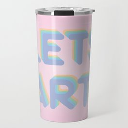 Lets Party Travel Mug