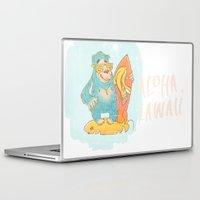 yeti Laptop & iPad Skins featuring YETI by Галина Дук