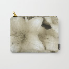 Baroque Lilies 1 Carry-All Pouch