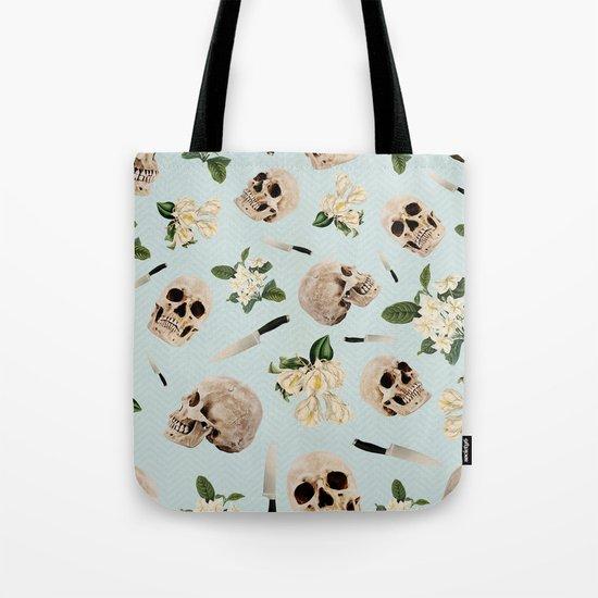 Hamlet's final romance Tote Bag