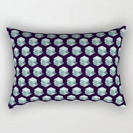 Yulong Pattern Rectangular Pillow