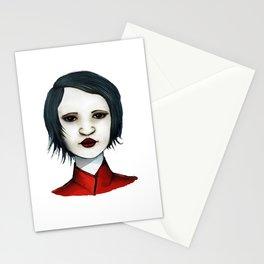Petroleum Girl Stationery Cards