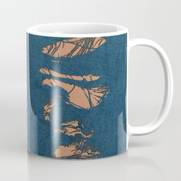 Broken trousers and shirts Coffee Mug