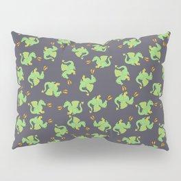 Cute + ferocious dragon pattern Pillow Sham