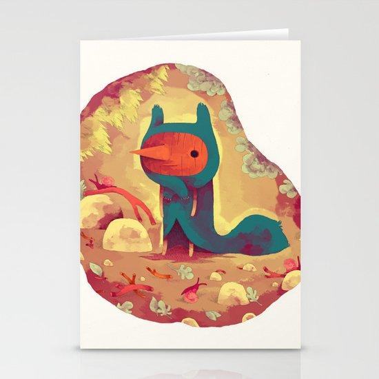 le frisé Stationery Cards