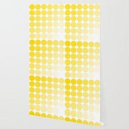 Yellow Circle Color Chart Wallpaper