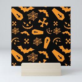 Spooky Halloween Vibes  Mini Art Print
