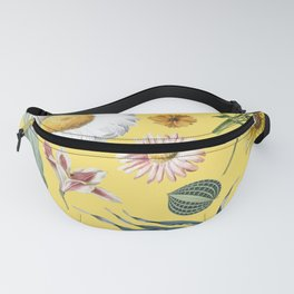 Botanical Drawing Fanny Pack
