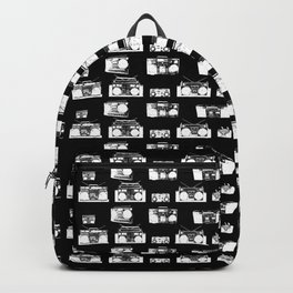 Black Beatbox Backpack