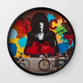 East Village XI Wall Clock