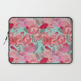 Flamingos and Proteas Laptop Sleeve