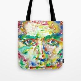 FRANZ KAFKA - watercolor portrait.2 Tote Bag