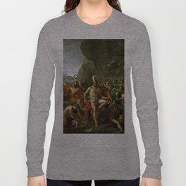 Leonidas at Thermopylai  Long Sleeve T-shirt