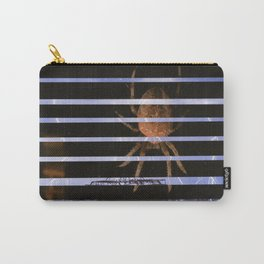 Spider Peers Carry-All Pouch