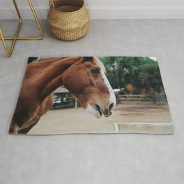 horse by Kelsey Knight Rug