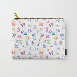 A, You're Adorable Carry-All Pouch