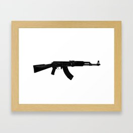 Resolution Framed Art Print