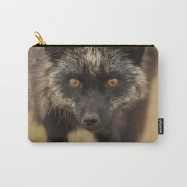Amber Eyes Carry-All Pouch