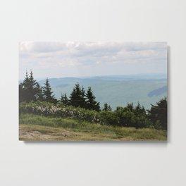 Mount Greylock IV Metal Print