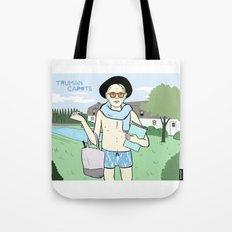 Mr. December Tote Bag