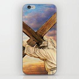 He has Risen iPhone Skin