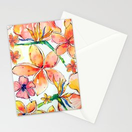 Beautiful tropical things Stationery Cards