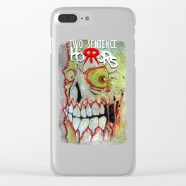 Entombed Clear iPhone Case