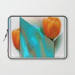 Tulip Sunrise Laptop Sleeve
