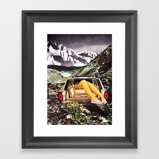 Viitsima Framed Art Print
