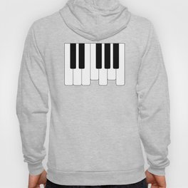 Piano keys. Playing Piano #society6 #decor #buyart #artprint Hoody