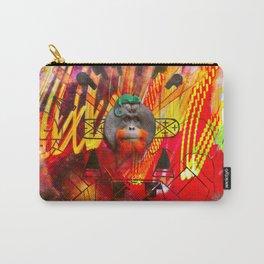 Save orangutans Carry-All Pouch
