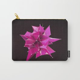 Nik Abstract 3D Carry-All Pouch