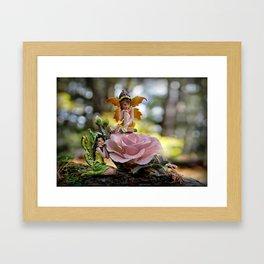 Floral Devotion 2 Framed Art Print