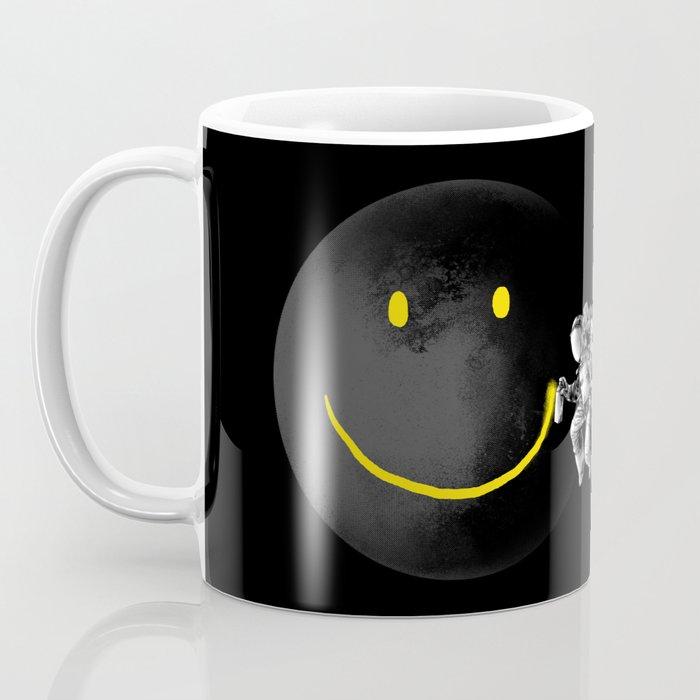 Make a Smile Coffee Mug