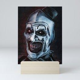 Art The Clown Mini Art Print