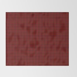 MacQueen Tartan Throw Blanket