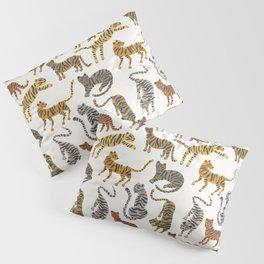 Tiger Collection – Neutral Palette Pillow Sham