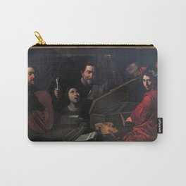 Pietro Paolini - Concert of Musicians and Singers Carry-All Pouch