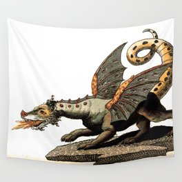 Dragon 1806 Wall Tapestry