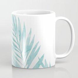 Palm Leaves Island Paradise Coffee Mug